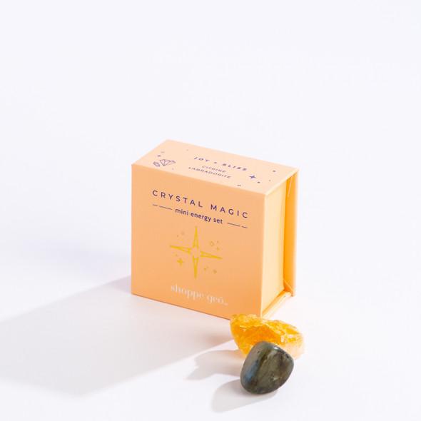 Energy Collection - Joy + Bliss Mini Energy Set