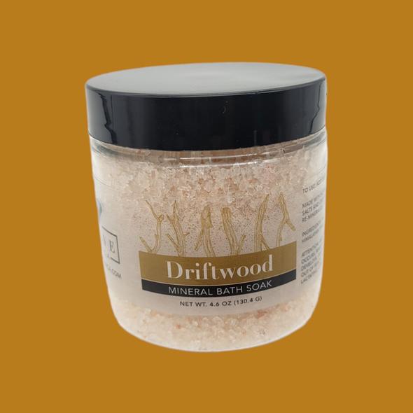 Mineral Soak - Driftwood (Bath Salt) Mini
