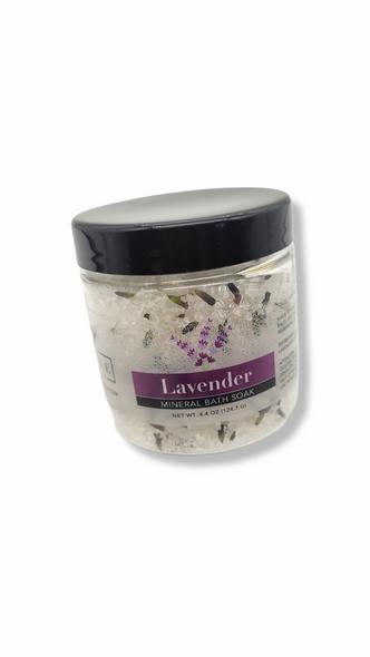 Mineral Soak - Lavender Spa (Bath Salt) mini
