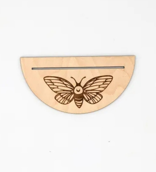 Tarot Card Stand - Moth - Card of the Day