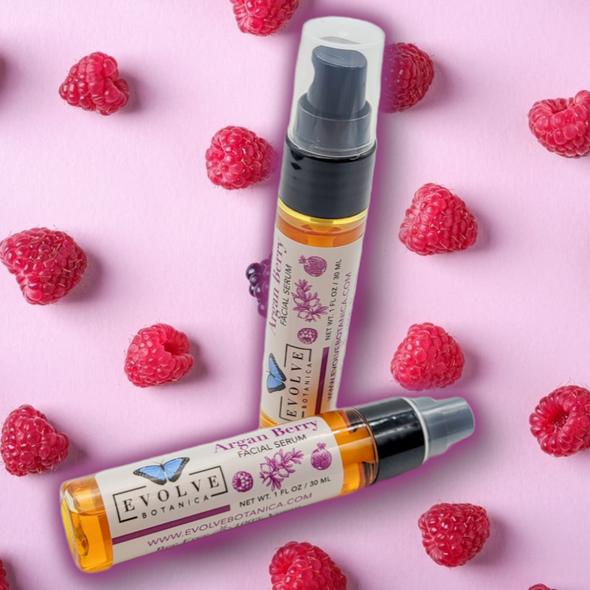 Skincare - Argan Berry Facial Serum