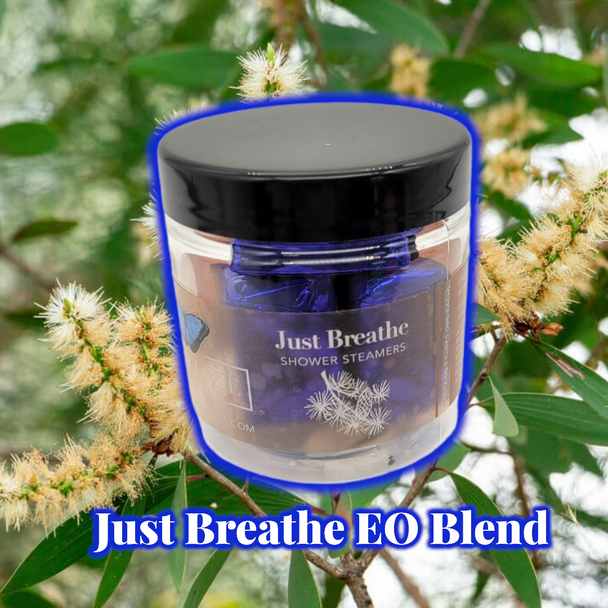 Shower Steamers - Just Breathe - mini