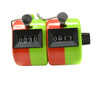 Hand Held Attendance / Pitch Counter, Red/Green alt