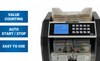 RBC-ED250 Value counting, auto start/stop, simple use.
