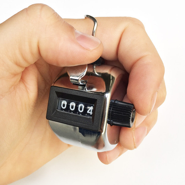 Industrial Hand Tally Counter