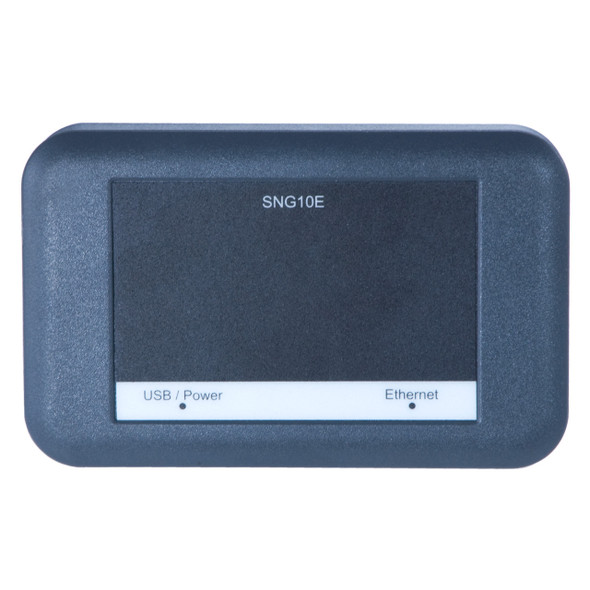 People Counter with Wireless and Networking Capabilities