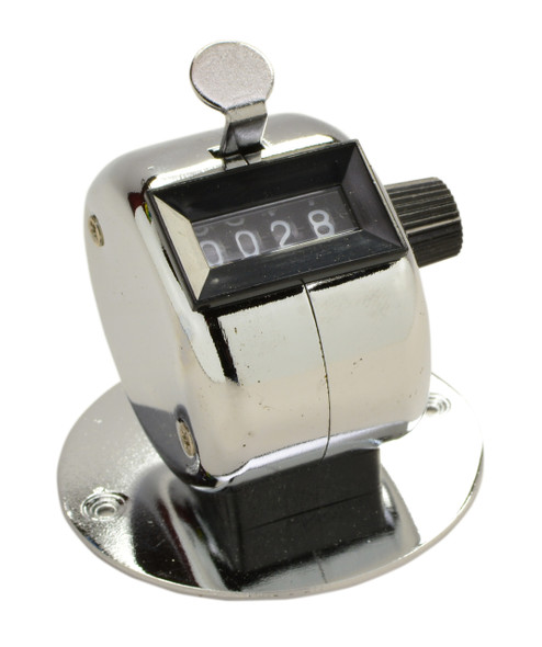 TC-002 Mounted Tally Counter Left-Front