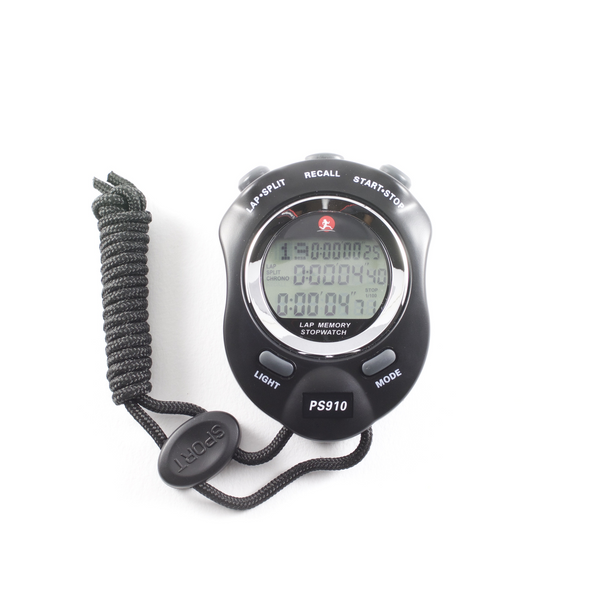 Deluxe Digital Stopwatch