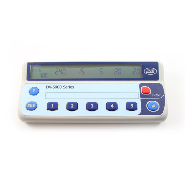 NEW! DK-5005C (5 Counters in 1 & Automatic Recording Function)