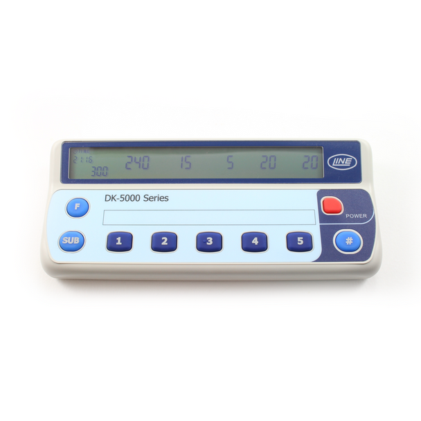 DK-5005A (5 Counters in 1 with Time Stamp)