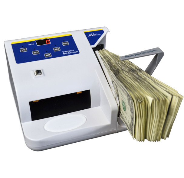 RBC-Quickcount Electric Bill Counter with Counterfeit Detection
