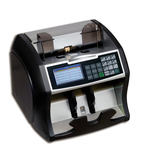 RBC-4500 Electric Bill Counter with Value Counting and Counterfeit Detection