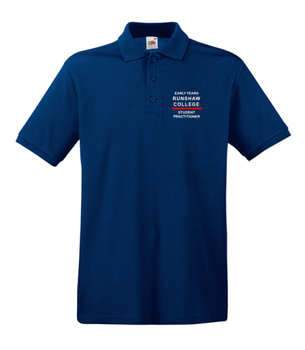 Runshaw College Early Years Student Practitioner Polo