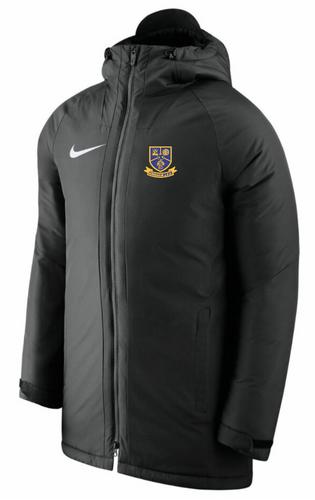 Kirkham Juniors FC Coaches' Winter Jacket