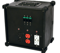 Distribution Boxes   Portable Power Distribution Solutions
