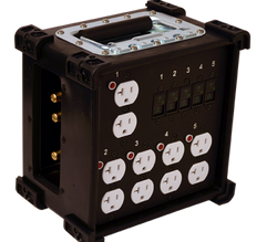 Distribution Boxes | Portable Power Distribution Solutions