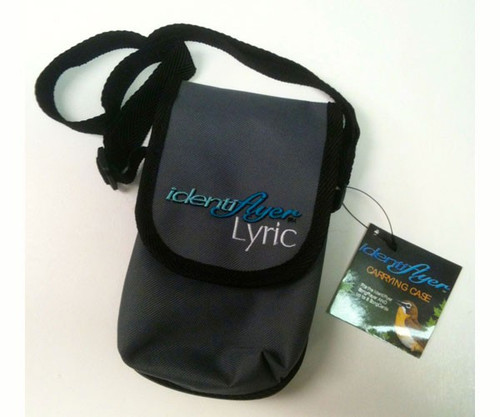 Carrying Case for Identiflyer Lyric (Machine and Cards Sold Separately) GCCLCC