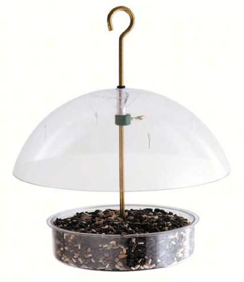 Droll Yankees Seed Saver Covered Dish Feeder Model X-1 / X-1B