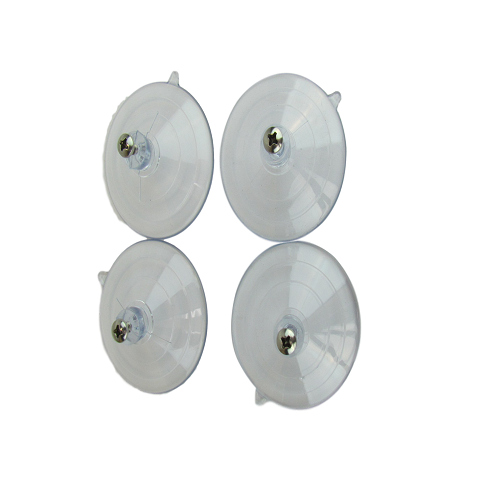 4 Each Large Suction Cup Replacements for JCs Wildlife Window Bird Feeders