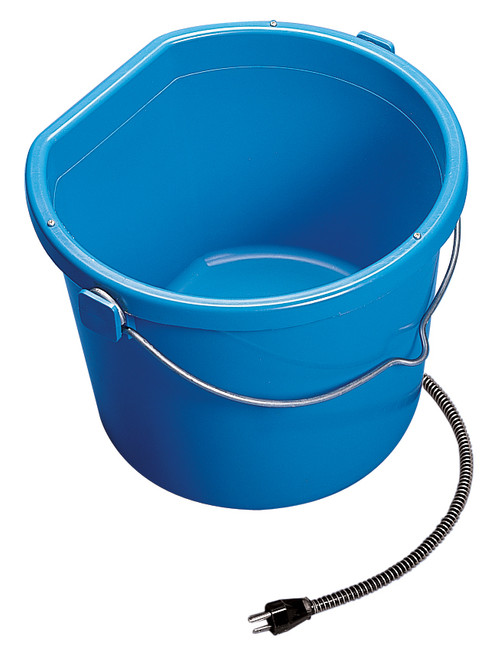 API 16 Gallon 260 Watt Heated Bucket 16HB