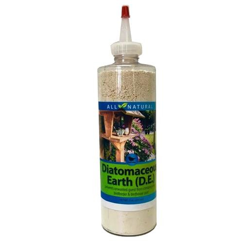D.E. Diatomaceous Earth Made in USA 7 oz.