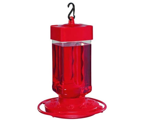First Nature Large HummingBird Feeder 3055 32 oz. (1, 2, 3, 4 or 6 Pack)