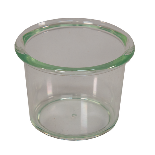 Replacement Cup for Oriole or BlueBird Feeders of Jelly or Mealworms 4 oz.