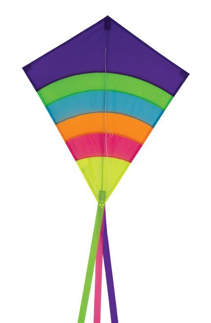 """In the Breeze Neon Arch 27"""" Diamond Kite"""