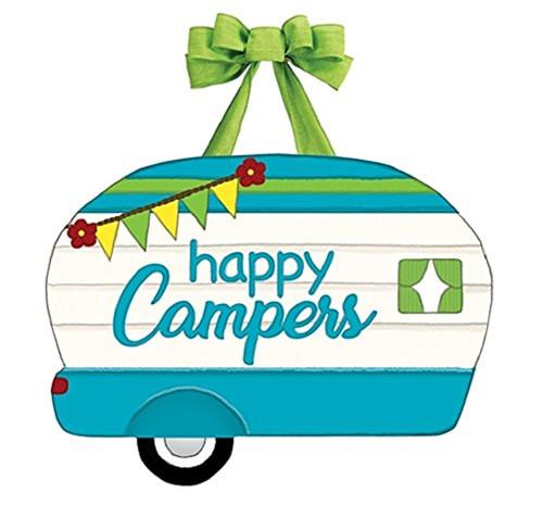 Studio M Happy Campers Door Decor DD0051