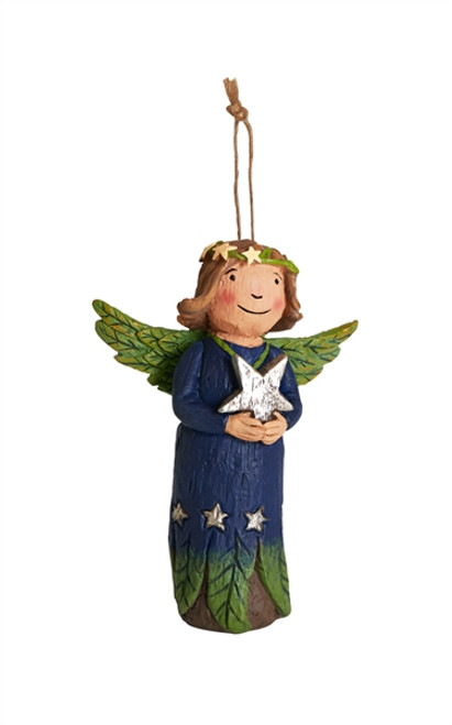 Studio M Shine Bright Angel Ornament