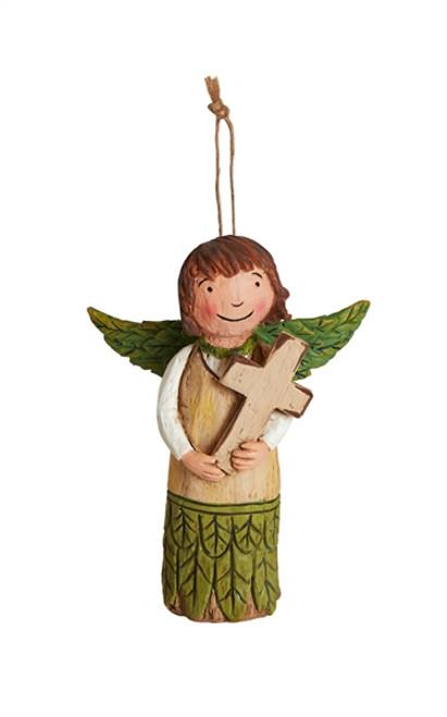 Studio M Choose Faith Angel Ornament