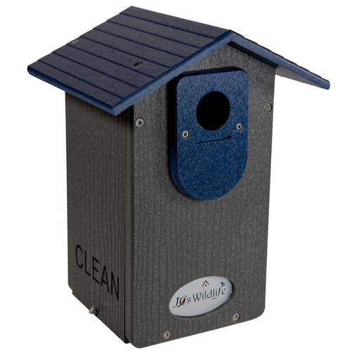 JCs Wildlife Ultimate Bluebird House - Mounting Pole Bundles Available!