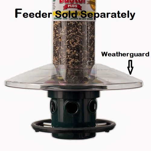 Brome Squirrel Buster Plus Weatherguard 1026 - Clear