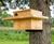 JCs Wildlife 3 Sided Platform Barn Owl Nesting Box