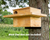 JCs Wildlife Exercise Platform for Barn Owl Nesting Box - Platform Only