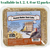 Pine Tree Farms Peanut Butter Suet Cake 3 lbs. (1, 2, 4, 6 and 12 Packs)