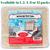 Pine Tree Farms Hi-Energy Suet Cake 3 Pounds (1, 2, 4, 6 and 12 Packs)