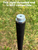 """Squirrel Stopper Pole Extender for 1.25"""" Poles (for Denali, Universal Pole Kit, and Sequoia)"""