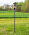 Universal Pole Kit - Great for Bird Houses and Bird Feeders
