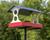 JCs Wildlife Large Fly Thru Bird Feeder- Mounting Pole Bundles Available