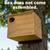 JCs Wildlife Barn Owl Nesting Box: Do It Yourself Assembly Kit