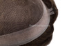 """Mens Toupee M107 7.5""""x9.5"""" FW Mono Lace PU back In Stock"""