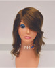 lace front Monofilament wig for women