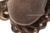 Custom Made M106 French Lace Poly Painting Back Toupee