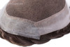 """Mens Toupee M159 8""""x10"""" Human Hair Lace Top In Stock"""
