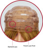 Coco Natural Looking Wigs for Women
