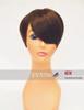 Premium Human Hair Ez Volume 5706 Mono Silk Top Women's Topper  Volume Add On Hairpiece