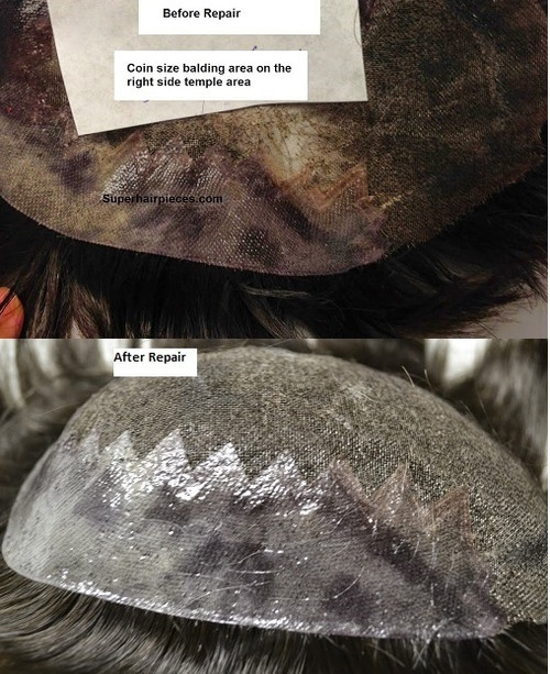 Hairpiece Repair
