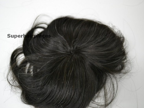 Crown Bald Spot Patch Hairpiece