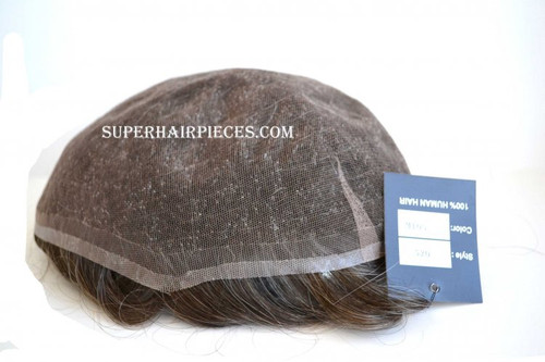 Custom Made M105 French Lace Toupee